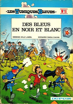 Les Tuniques Bleues  #01 - #61 - R. Cauvin - L. Salvérius