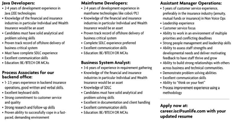Mainframe business analyst resume