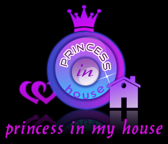 Princess in my house