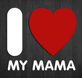 i heart my mama