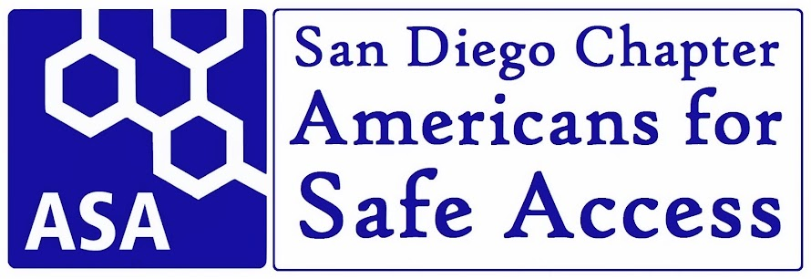San Diego Chapter of Americans for Safe Access - San Diego Medical Marijuana / Cannabis