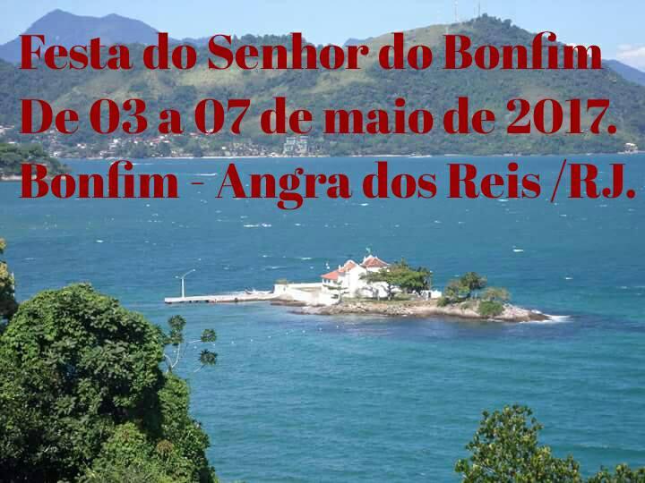 FESTA DO SENHOR DO BONFIM 2017
