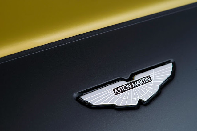 Aston Martin, V12 Vantage S, logo, desing