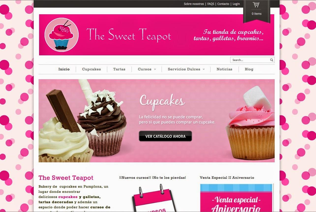 The Sweet Teapot Repostería Creativa