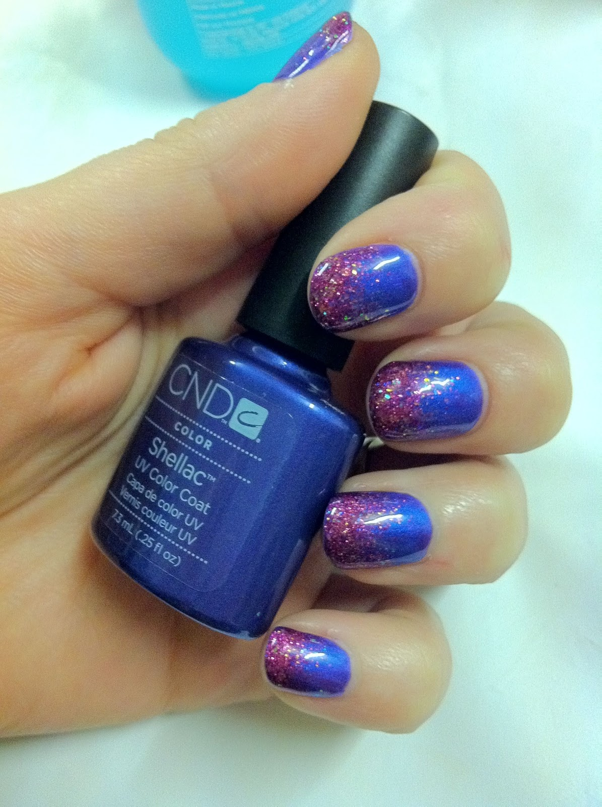The Fascinating Pink purple nail designs stiletto style Picture