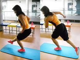 tonificar piernas con equilibrio