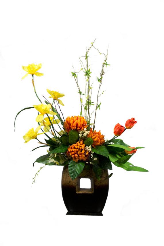 Quest for contentment fall flower arrangements Fall floral arrangements