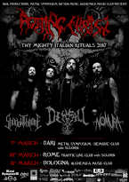 Rotting Christ - Bologna 11.03.2017