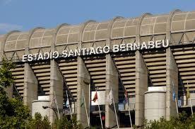 Estadio Santiago Bernebeu