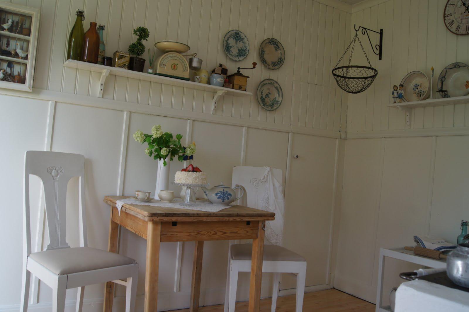 Skifferhuset: ett söt litet hus!