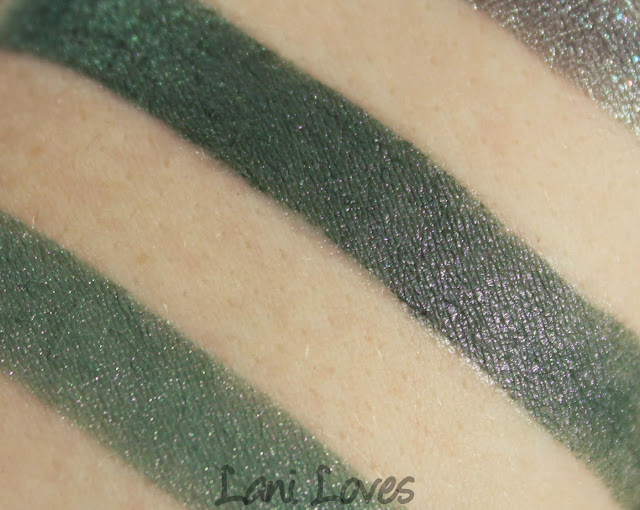 Darling Girl Triple Dog Dare Eyeshadow Swatches & Review