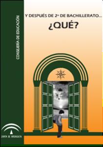 Cuaderno de Orientación Vocacional de 2º Bachillerato