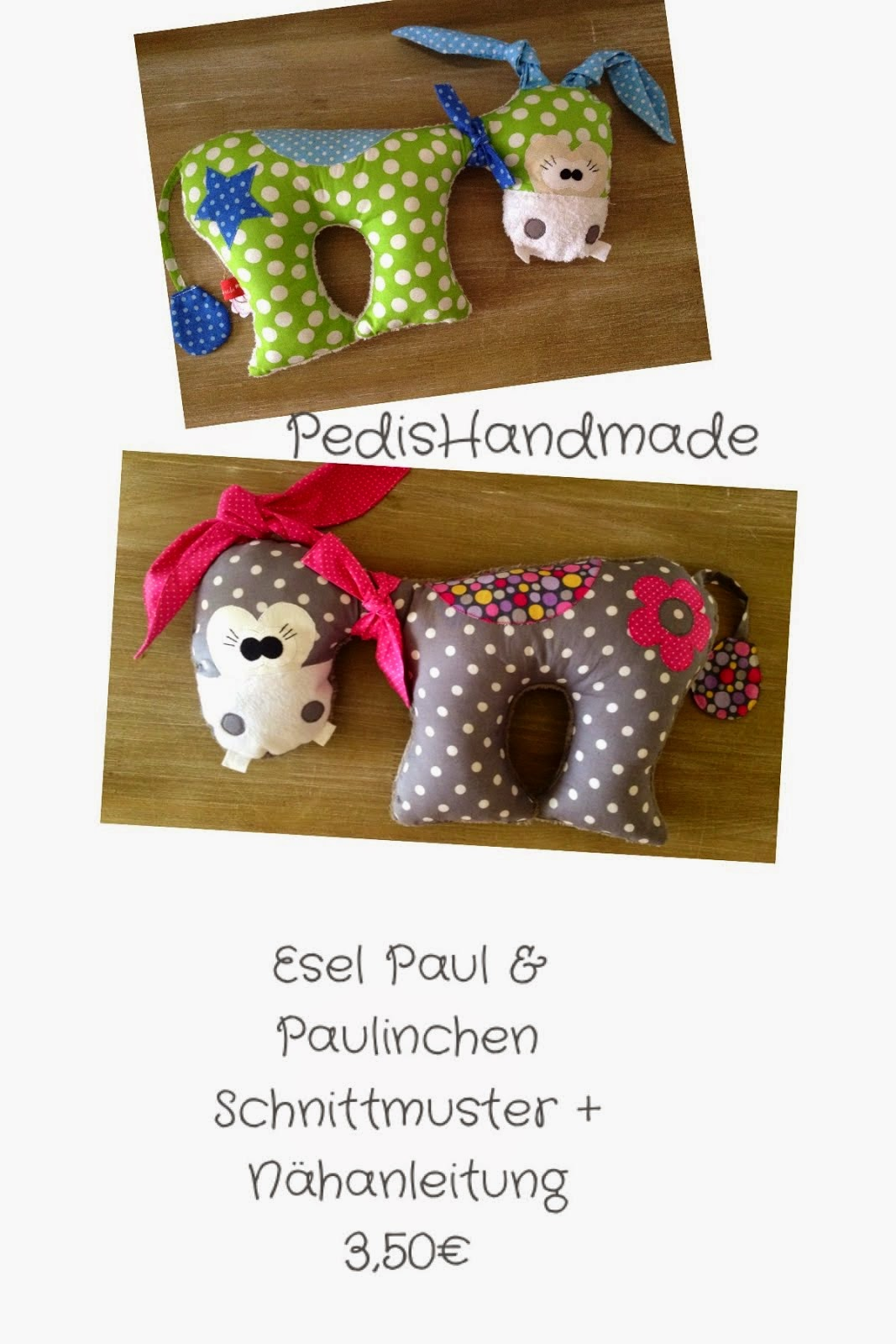 Esel Paul & Paulinchen E-Book