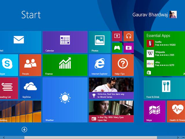 Windows 8.1 Enterprise Evaluation