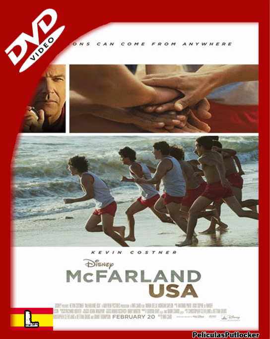 McFarland (2015) DVDRip Latino