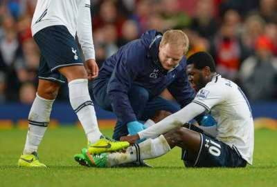 Adebayor likely to miss Liverpool