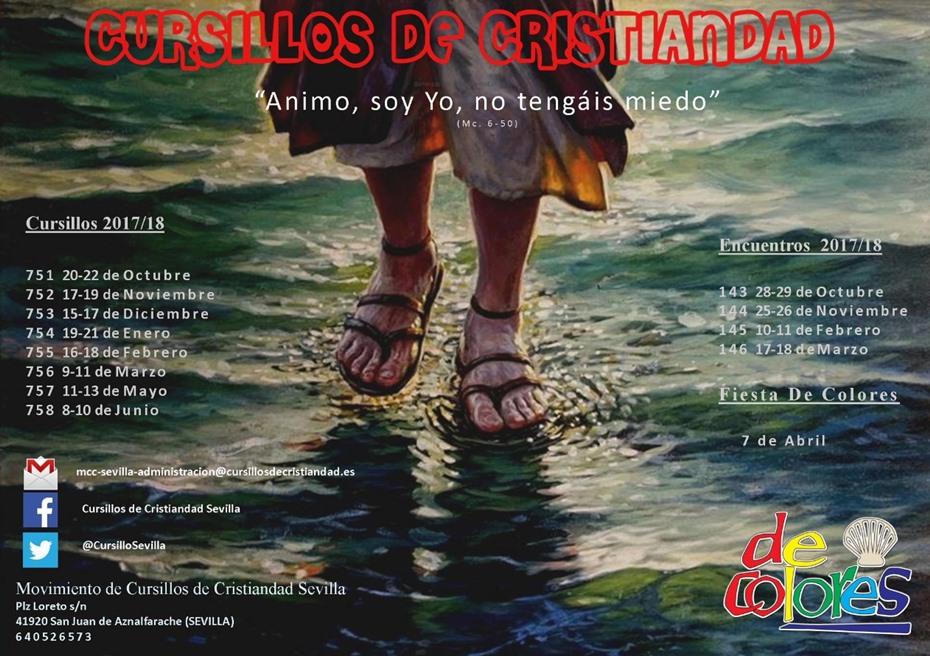 Cursillos de Cristiandad Sevilla (no oficial)