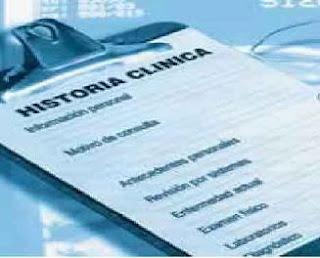 Historia clinica de la Enfermedad Actual