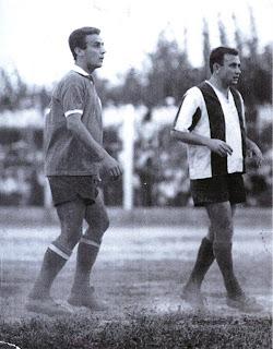 Homenaje a Omar Perales a 40 años de su histórico gol