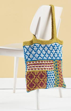 Adipose Knitting Pattern : Miss Julias Patterns: Free Patterns - 20 Bags to Knit