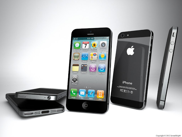 iPhone 5 compared
