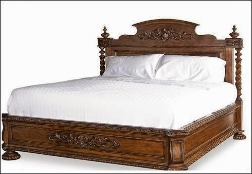 Make your choice wooden bed design catalog for Bed furniture design catalogue