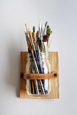 Un par de preciosos DIY low-cost hechos con madera