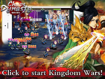 Chaos Dynasty MOD APK High Damage