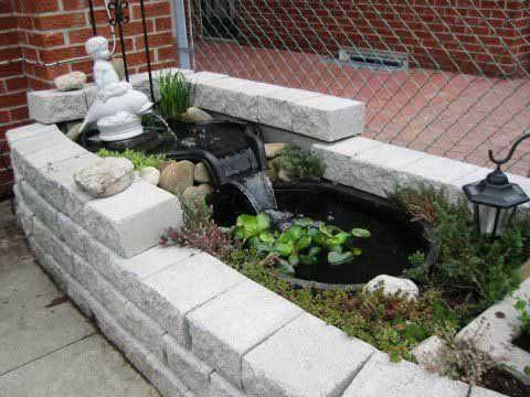 El jardin bueno bonito y barato for Estanques de jardin