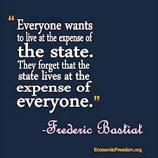"""Read Bastiat's """"The Law"""""""