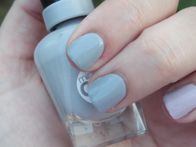 Sally Hansen Miracle Gel Nail Polish Grey-fitti