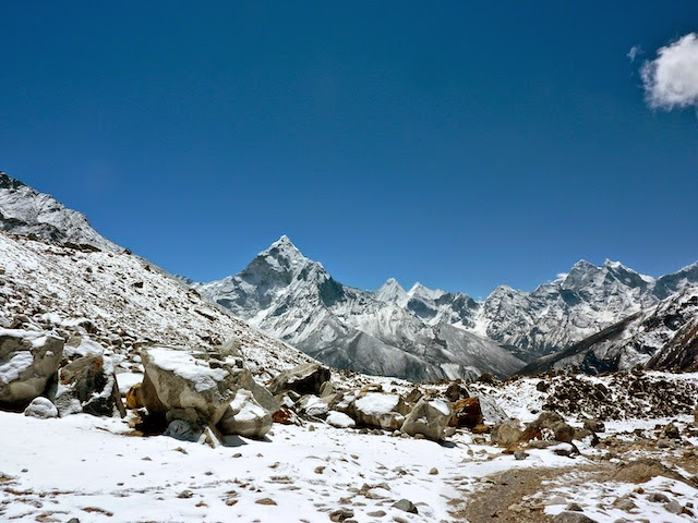 Mount Everest Base Camp Trek Himalaya Nepal