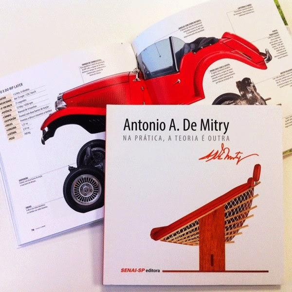 Livro: Antonio A. De Mitry - na prática a teoria é outra