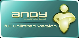 Andy - Siri for Android (Full) v5.7