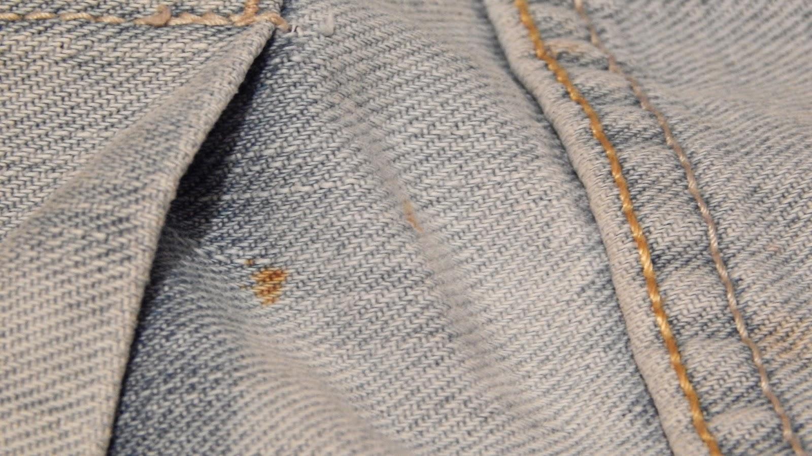Как отстирать ржавчину с белой и цветной одежды 1