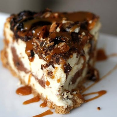 Turtle Cheesecake | Cook'n is Fun - Food Recipes, Dessert, & Dinner ...