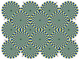 Gambar Tipuan Mata cool eye