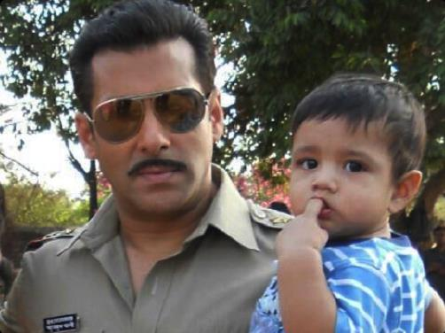 Dabangg 2 Wallpapers