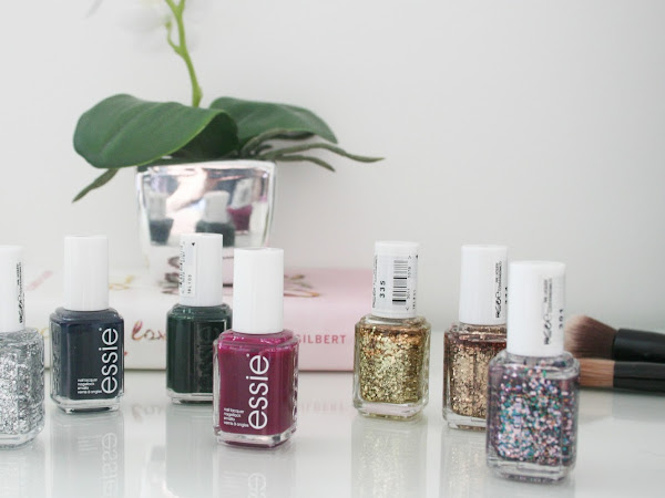 Essie Nail Polishes for Autumn/Winter