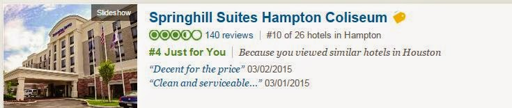 SpringHill Suites Hampton Virginia