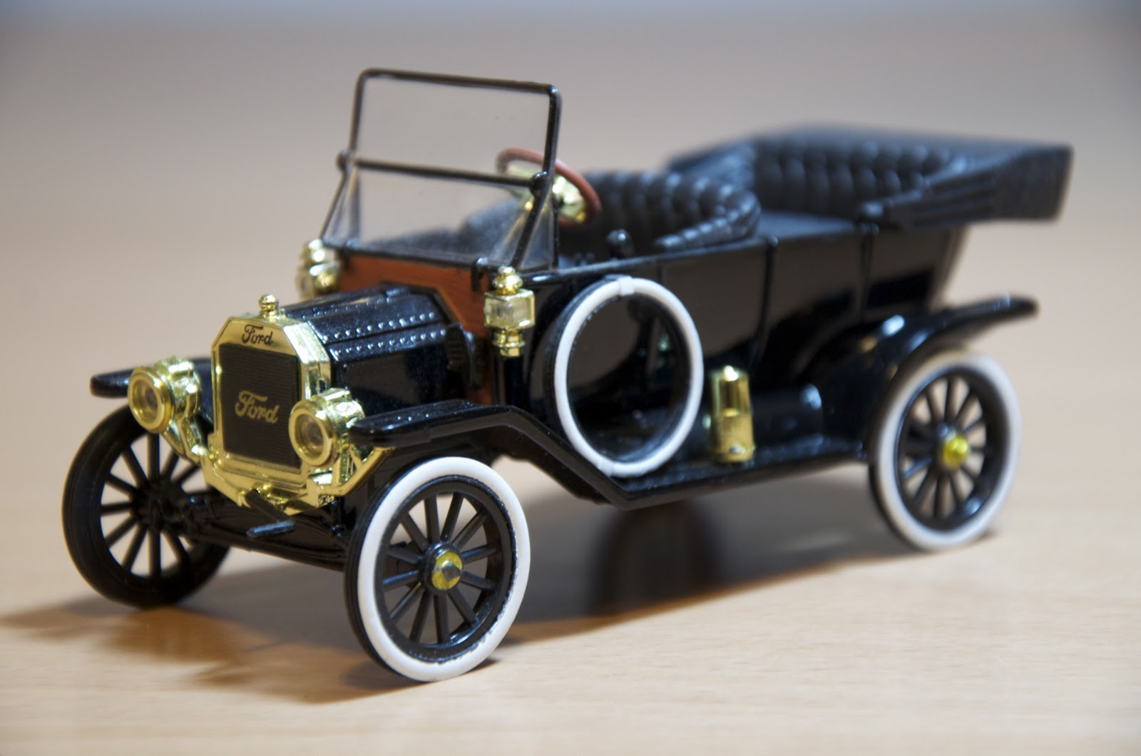 Oscar 39 S Classic Model Cars Collection 1914 Ford T