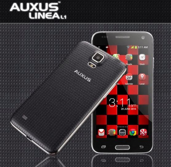 iBerry Auxus Linea Li Smart Phone