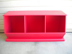 shoe cubby...SOLD