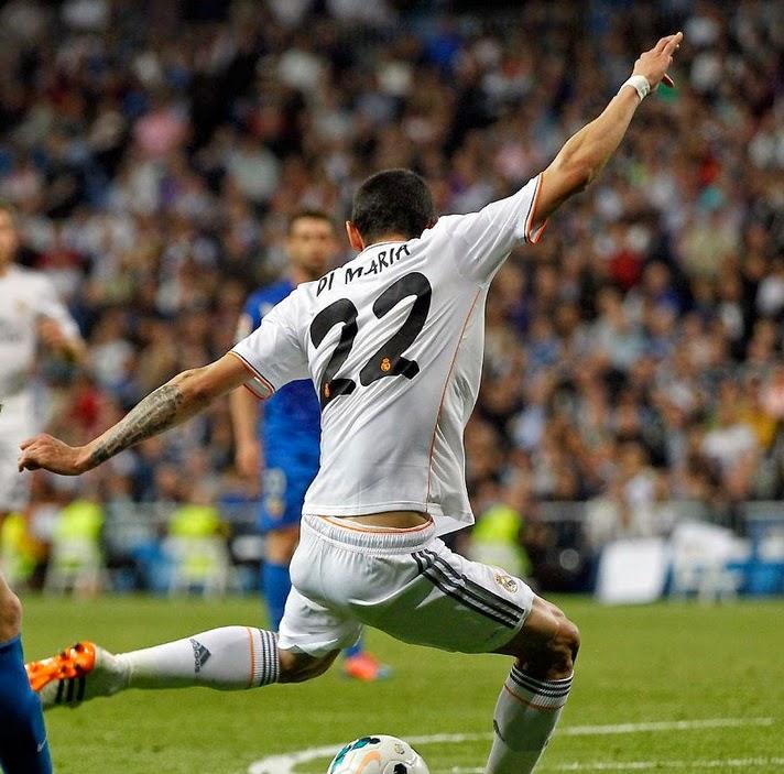 Di María Real Madrid Almería