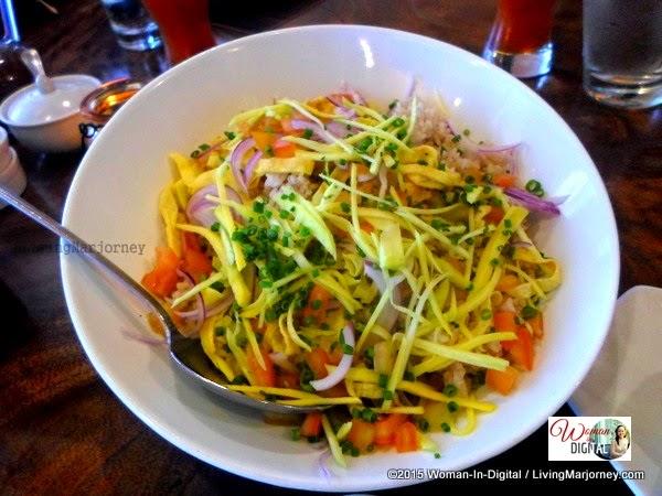 Mesa's Salad