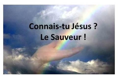 Connais-tu Jésus ? Le Sauveur !
