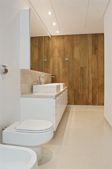 Reforma reforma Banheiros inspiradores -> Banheiros Modernos Claros