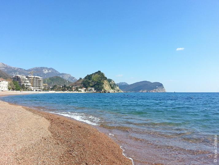Пляж Петроваца