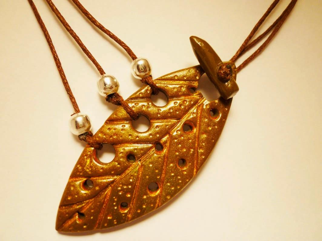 arcilla polimerica, polymer clay, fimo, bisuteria, jewelry, colgante, pendant, collar, necklace