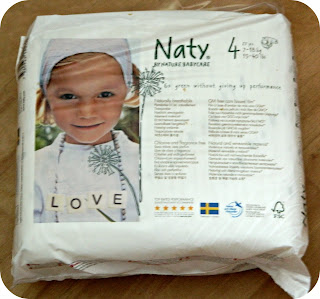 Naty Eco Disposable Nappies Size 4